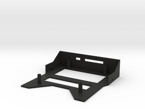 SCIS2SD v6 Floppy Sled in Black Natural Versatile Plastic