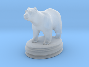 got dire bear rook in Smooth Fine Detail Plastic