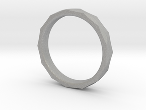 Engineers Ring - Size 6 US in Aluminum