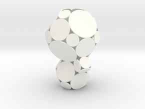SNOMAXION 2 in White Processed Versatile Plastic