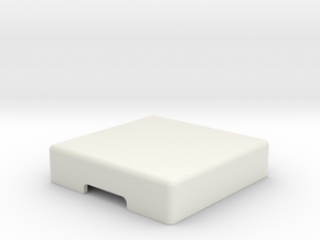 Ikea BESTA screw cover in White Natural Versatile Plastic