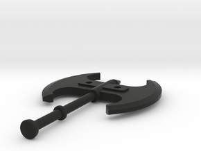 skurge axe in Black Natural Versatile Plastic