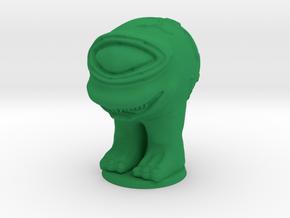 Guyball Demon (Free Download) in Green Processed Versatile Plastic