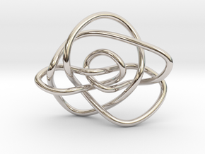 Ochiai unknot (Circle) in Platinum: Extra Small