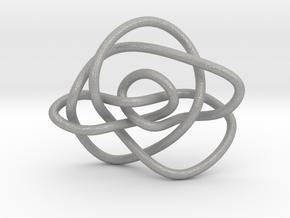 Ochiai unknot (Circle) in Aluminum: Extra Small