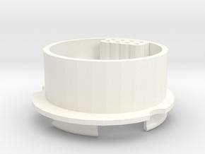 Movesense programming JIG in White Processed Versatile Plastic
