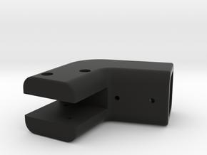 ROLL BAR LOWER BRKT.1 in Black Natural Versatile Plastic
