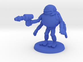 Trogg Security Officer in Blue Processed Versatile Plastic