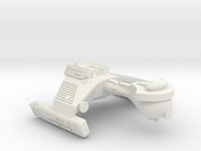 3788 Scale Klingon F5S Scout Frigate WEM in White Natural Versatile Plastic