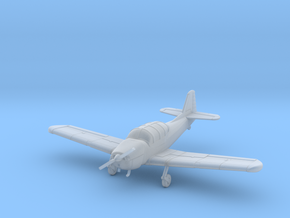 026C Fokker S11 1/200 FUD in Smooth Fine Detail Plastic