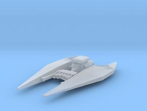 NR Dag'Kar missile cruiser 30mm in Smooth Fine Detail Plastic