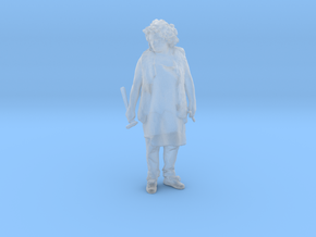 Printle W Homme 095 - 1/87 in Smooth Fine Detail Plastic