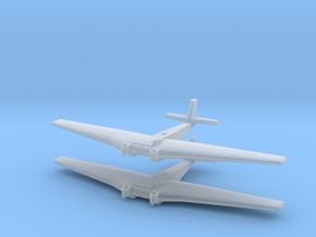 Ju-322 Mammut German Transport GW - (Qty. 2) in Smooth Fine Detail Plastic