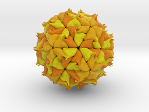 Nodamura Virus in Full Color Sandstone