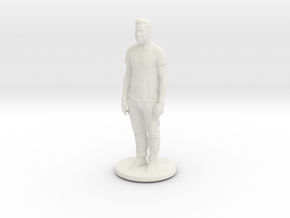 Printle C Homme 452 - 1/24 in White Natural Versatile Plastic