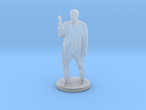 Printle T Homme 002 - 1/64 in Smooth Fine Detail Plastic