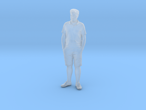 Printle C Homme 116 - 1/76 - wob - HH in Smooth Fine Detail Plastic