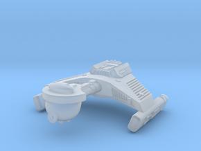 3788 Scale Klingon F5 Frigate WEM in Smooth Fine Detail Plastic