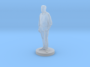 Printle C Homme 079 - 1/64 in Smooth Fine Detail Plastic