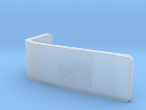 Pioneer Overhang Gauge in Smooth Fine Detail Plastic