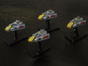 SSA103A Riposte Frigate (x4) in White Strong & Flexible