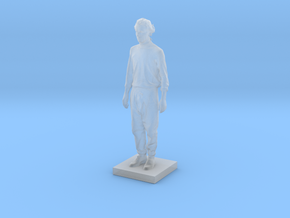 Printle C Homme 007 - 1/56 in Smooth Fine Detail Plastic
