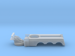 1/64 Rotator - Main Body / Turret  in Smooth Fine Detail Plastic