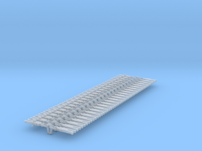 NEM OO Type 32 Couplings - Strait Instanter x25 in Frosted Ultra Detail
