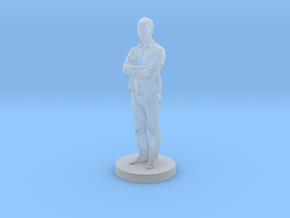 Printle C Homme 061 - 1/56 in Smooth Fine Detail Plastic