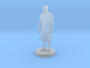 Printle C Homme 064 - 1/56 in Smooth Fine Detail Plastic