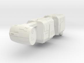 Mobquet Medium Transport  in White Natural Versatile Plastic