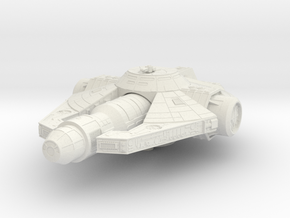 YT 2000 Light Freighter  in White Natural Versatile Plastic