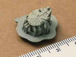 Additional Part for Revell Zvezda Star Destroyer in Smooth Fine Detail Plastic