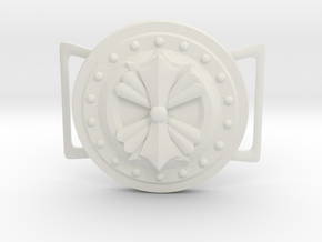 Assassin's Creed Origins - Aya Belt 2 in White Natural Versatile Plastic