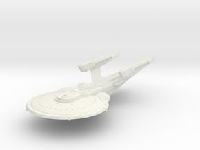 CrazyHorse Class A  BattleCruiser in White Natural Versatile Plastic