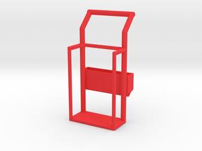 1/10 scale OXYGEN/ACETYLENE CART in Red Processed Versatile Plastic