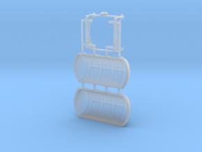 Rettungsinsel Typ-A in 1:25 in Smooth Fine Detail Plastic