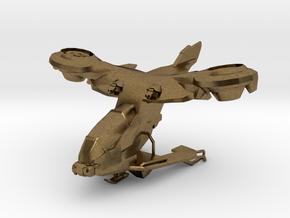 AV-14 Hornet  1:100 in Natural Bronze