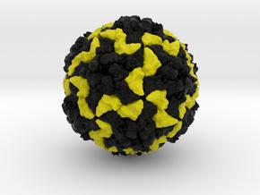 Slow Bee Paralysis Virus in Full Color Sandstone