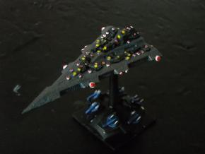 GDH:D301 Delta Battlecruiser in White Strong & Flexible