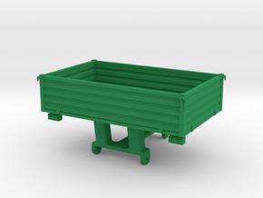 Fendt Xylon Pritsche in Green Processed Versatile Plastic