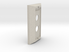 Hue Dimmer Decora Cover in Natural Sandstone