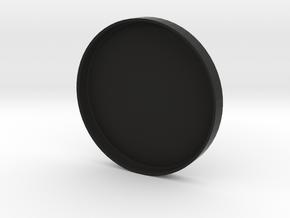 SMC Takumar 50mm/1.4 cap in Black Natural Versatile Plastic