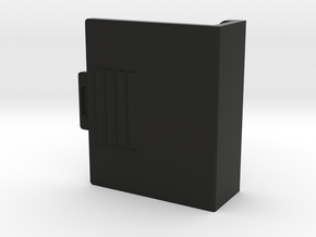 HP-71B IL Door in Black Natural Versatile Plastic