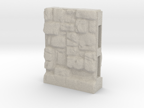 TRP-BA-Heavy-Wall-v3.0 in Natural Sandstone