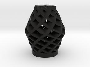 wizard lampshade in Black Natural Versatile Plastic