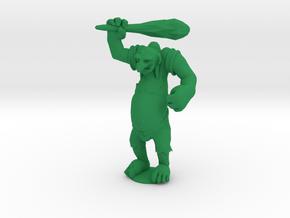 SIDUS THE GIANT in Green Processed Versatile Plastic