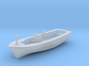 Life Boat Hull 1/200 V11 Hull & Interior combined in Smooth Fine Detail Plastic