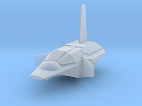 Sigma-class Shuttle in Smooth Fine Detail Plastic