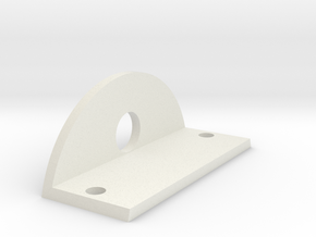 BM-700 / BM-800 Internal Switch Mount in White Natural Versatile Plastic
